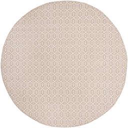 Safavieh Montauk 6' x 6' Ashley Rug in Grey