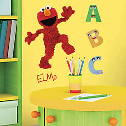 Roomates Sesame Street Giant Elmo Wall Decal