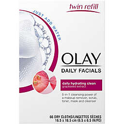 Olay® 66-Count Daily Facials Daily Hydrating Clean Cleansing Cloths