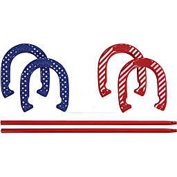 Franklin® Sports American Series 6-Piece Horseshoe Set
