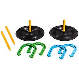 Franklin® Sports Rubber Horseshoe Set