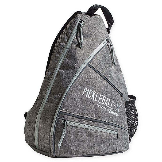 Alternate image 1 for Franklin® Sports Pickleball X-Elite Performance Sling Bag
