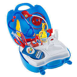 Hey! Play! 15-Piece Kids Doctor Kit and Carry Case