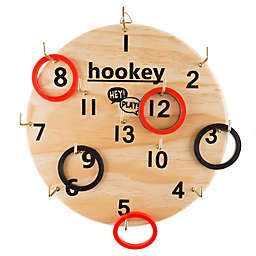 Hey! Play! Hockey Ring Toss Game