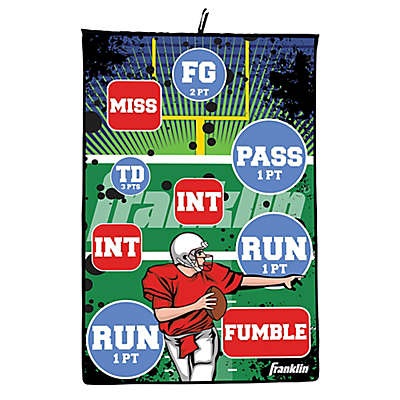 Franklin® Sports Football Target Indoor Pass Game