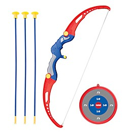 Franklin® Sports Indoor Archery Target Set in Red/Blue