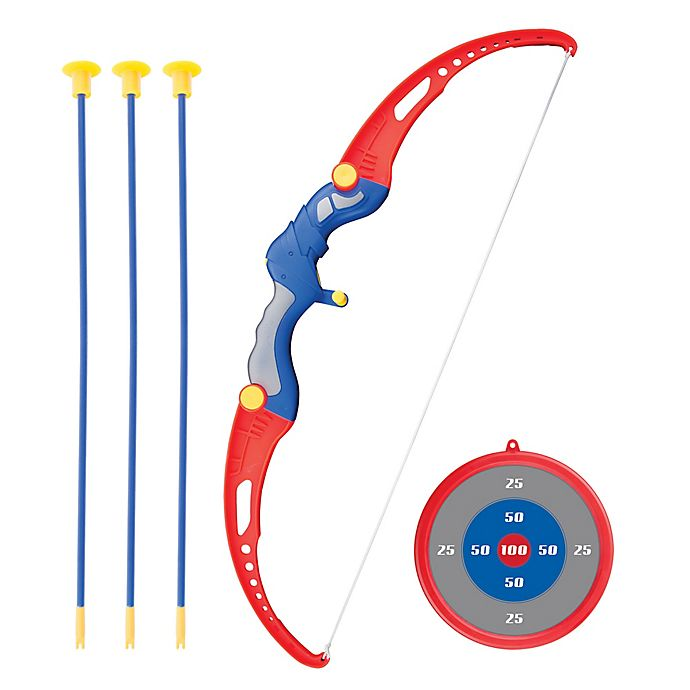Alternate image 1 for Franklin® Sports Indoor Archery Target Set in Red/Blue