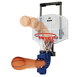 Franklin® Sports Shoot Again Basketball Set in White/Blue