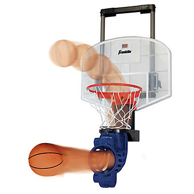 Franklin® Sports Shoot Again Basketball Set in White/Blue