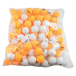 Franklin® Sports 40mm 1-Star Table Tennis Balls in Orange and White (144-Pack)