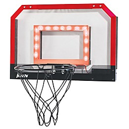 Franklin® Sports Light-Up Pro Hoops in White/Red