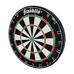 Franklin® Sports 18-Inch Pure Bull Bristle Dartboard in Black/White