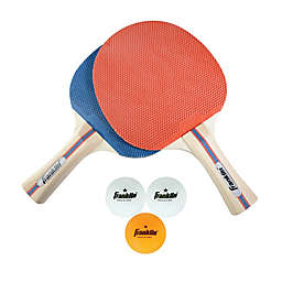 Franklin® Sports 2-Player Paddle & Ball Set in Blue/Red
