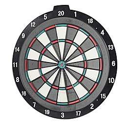 Franklin® Sports Soft Tip Dartboard in Black/White