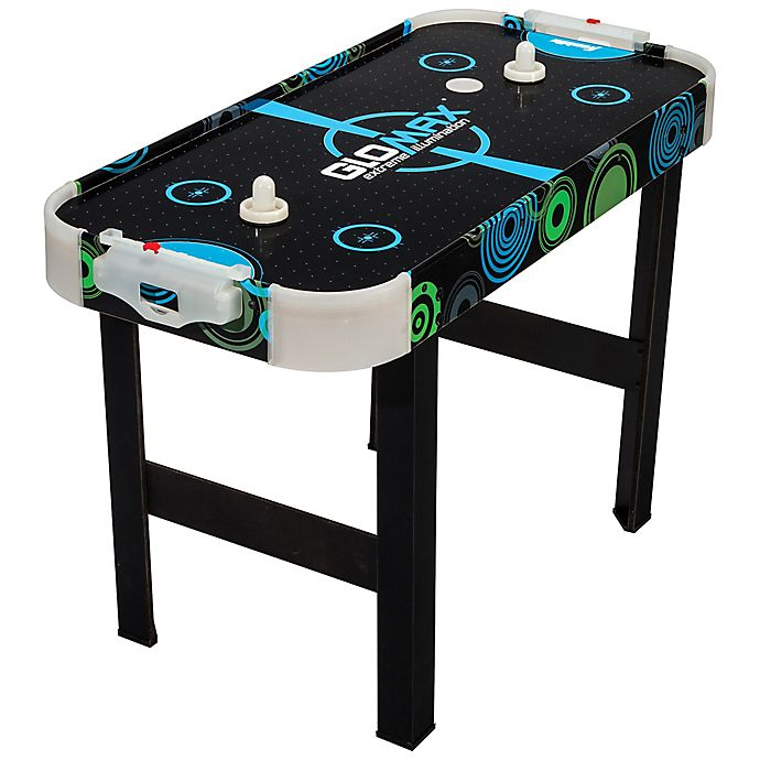 Alternate image 1 for Franklin® Sports Glomax 40-Inch Air Hockey Table in Black