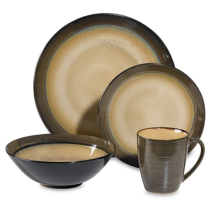 Alternate image 1 for Sango Roma Sage 16-Piece Dinnerware Set
