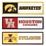 Part of the Collegiate Outdoor Step Graphic Decal