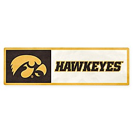 University of Iowa Outdoor Step Graphic Decal