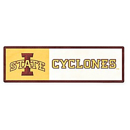 Iowa State University Outdoor Step Graphic Decal