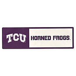 Texas Christian University Outdoor Step Graphic Decal