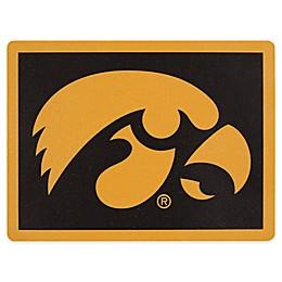 University of Iowa Outdoor Curb Address Logo Decal