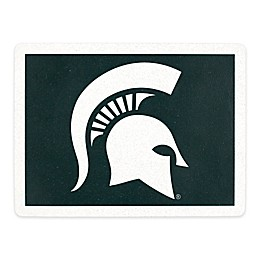 Michigan State University Outdoor Curb Address Logo Decal