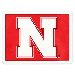 University of Nebraska Outdoor Curb Address Logo Decal