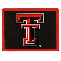 Texas Tech University Outdoor Curb Address Logo Decal