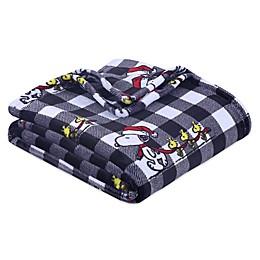 Berkshire™ Snoopy Blanket