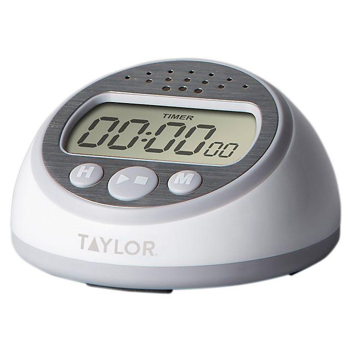 Taylor® Super Loud Kitchen Timer | Bed Bath & Beyond