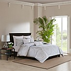 Echo™ Marco Reversible Full/Queen Duvet Cover Set in Grey