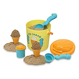 Speck Seahorse Sand Ice cream Set From Sunny Patch By Melissa & Doug®
