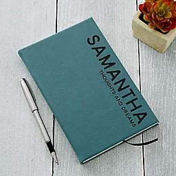 Bold Style Writing Journal