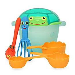 Seaside Sidekicks Sand Baking Set From Sunny Patch By Melissa & Doug®
