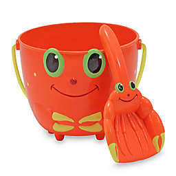 Clicker Crab Pail And Shovel Set From Sunny Patch By Melissa & Doug®