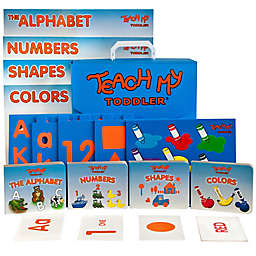 Teach My™ Toddler All-In-One Learning Kit