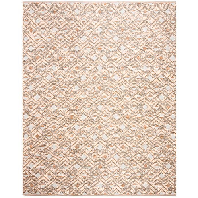 Alternate image 1 for Safavieh Montauk 8' x 10' Bradley Rug in Peach