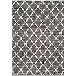 Safavieh Montauk 6' x 9' Jolie Rug in Black