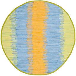 Safavieh Montauk 4' x 4' Bridget Rug in Green