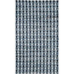Safavieh Montauk 6' x 9' Savoy Rug in Ivory Blue