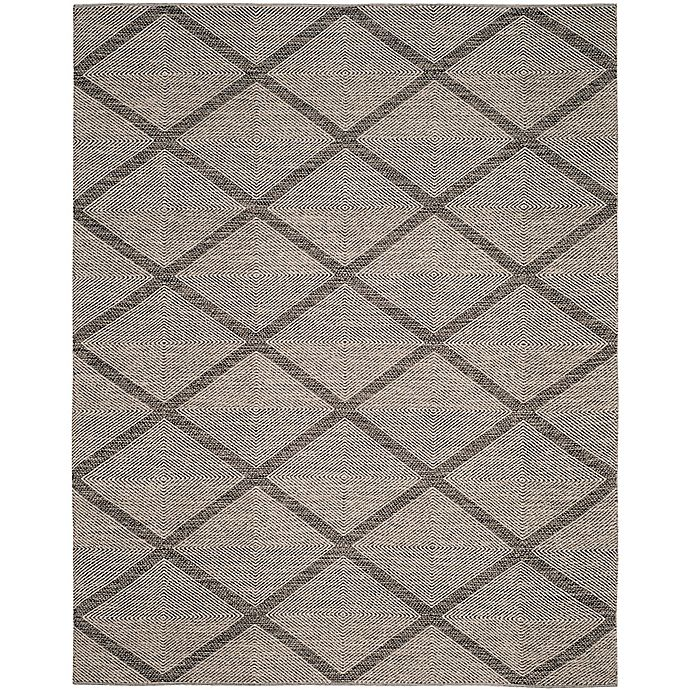 Alternate image 1 for Safavieh Montauk 8' x 10' Crosby Rug in Black