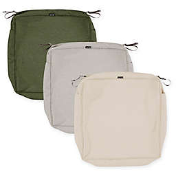Classic Accessories® Montlake™ 21-Inch x 19-Inch Lounge Seat Cushion Slip Cover