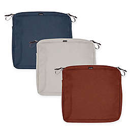 Classic Accessories® Montlake™ 20-Inch x 23-Inch Dining Seat Cushion Slip Cover