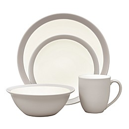 Noritake® Colorwave Curve Dinnerware Collection in Sand