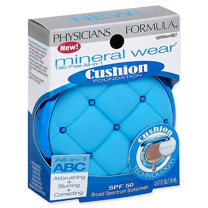 Physicians Formula Mineral Wear Talc Free All In 1 Abc Cushion