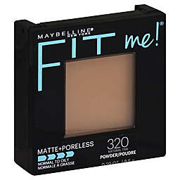 Maybelline® Fit Me!® .29 oz. Normal to Oily Pressed Powder in Natural Tan