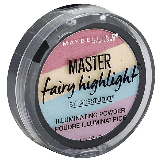 Alternate image 1 for Maybelline® FaceStudio Master Fairy Highlight Illuminating Powder