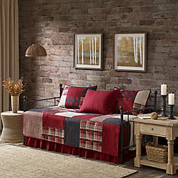 Woolrich® Sunset Reversible Daybed Cover Set in Red