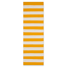 "Safavieh Montauk 2'3"" x 8' Saylor Rug in Yellow"