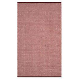 Safavieh Montauk 5' x 8' Meadow Rug in Red